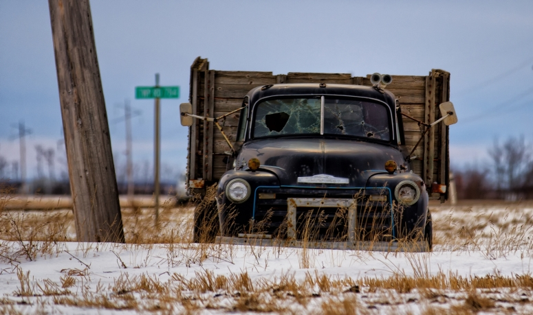Chevrolet Grain Truck 2