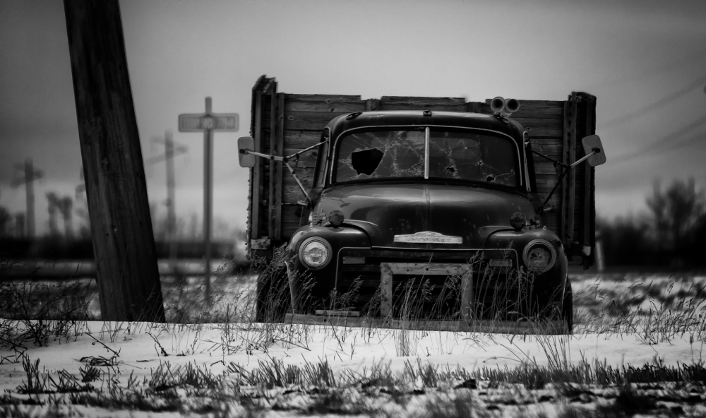 Chevrolet Grain Truck 3