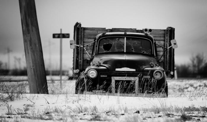 Chevrolet Grain Truck 4