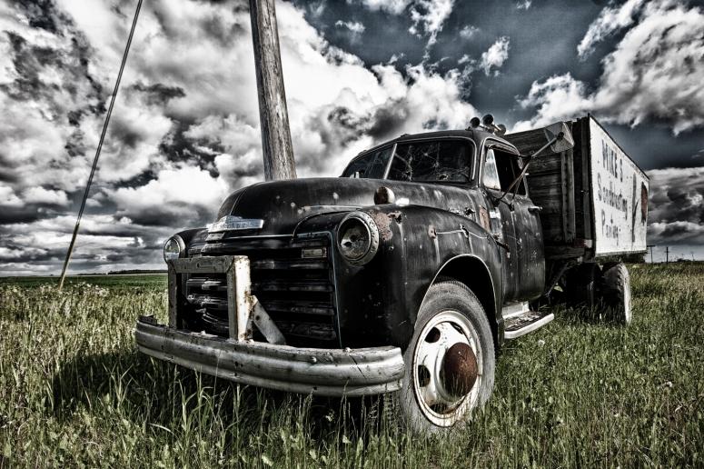Nampa - Grain Truck 2