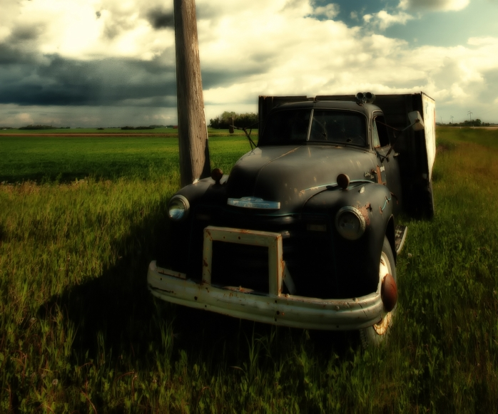 Nampa - Grain Truck 3