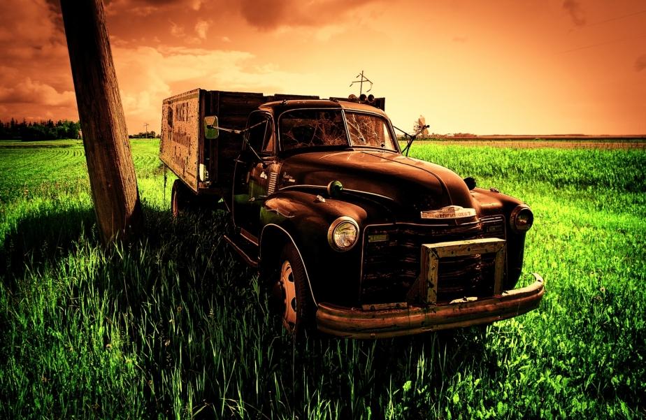 Nampa - Grain Truck 4