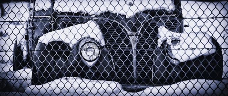 38 Ford Grill Work - Lamont, Alberta