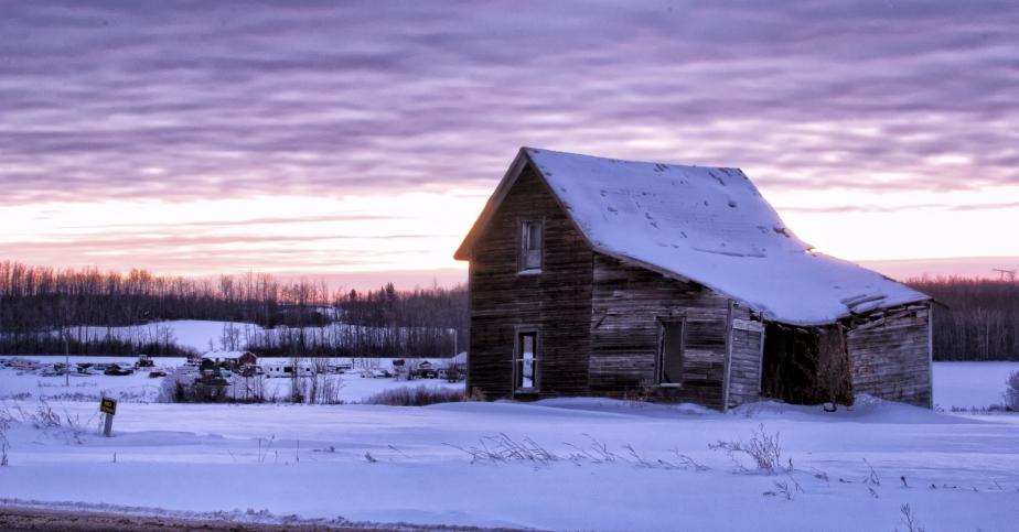 Derelict Farmhouse 1