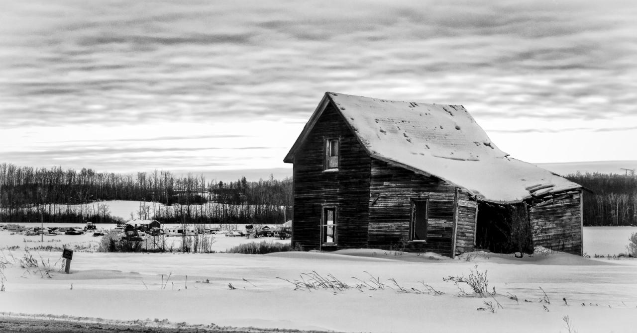 Derelict Farmhouse 2
