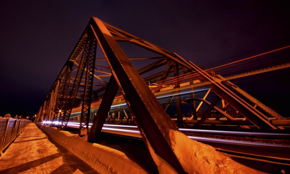 Edmonton's Low Level Bridge 1