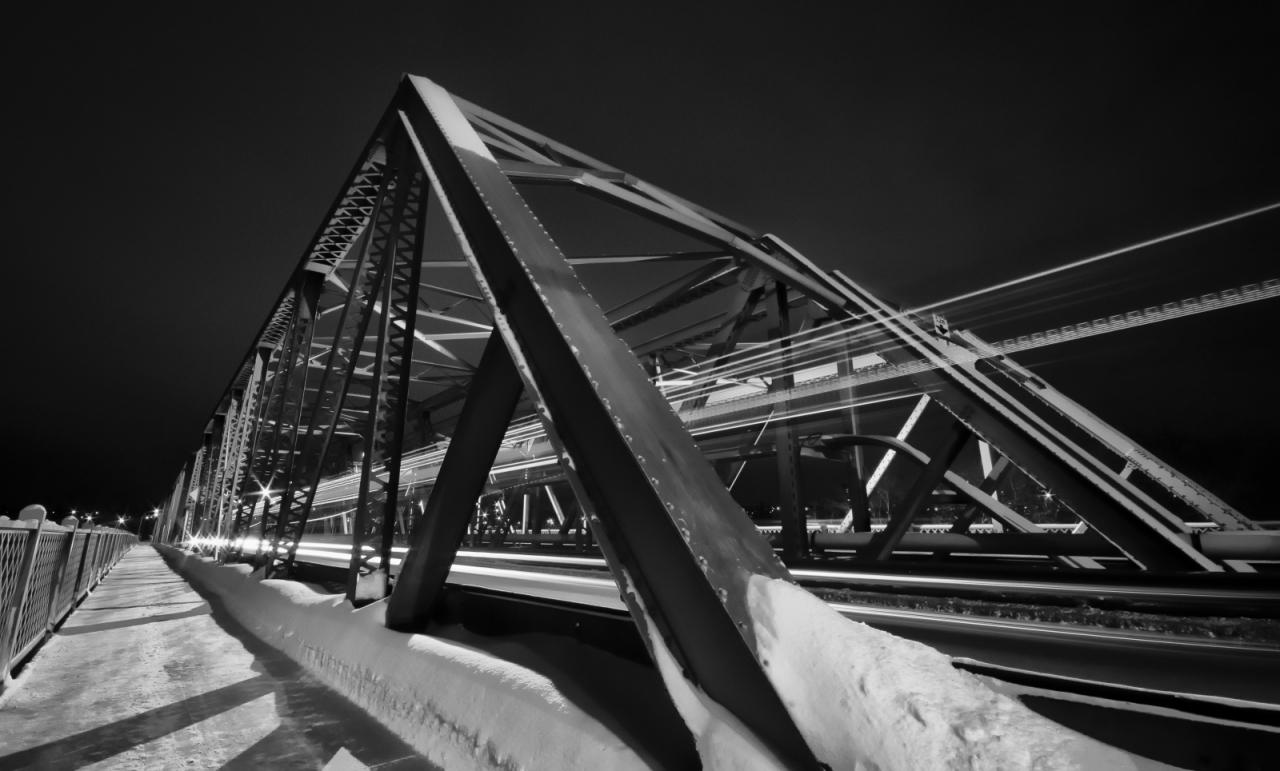 Edmonton's Low Level Bridge 2