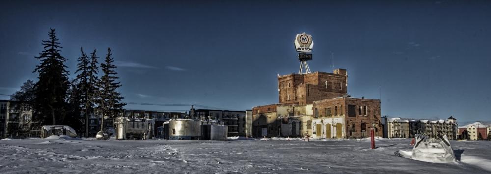 Molson's  Edmonton Site 1