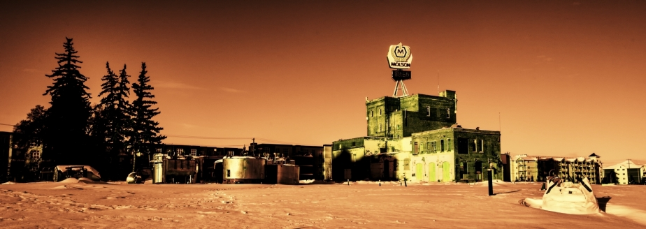 Molson's  Edmonton Site 2