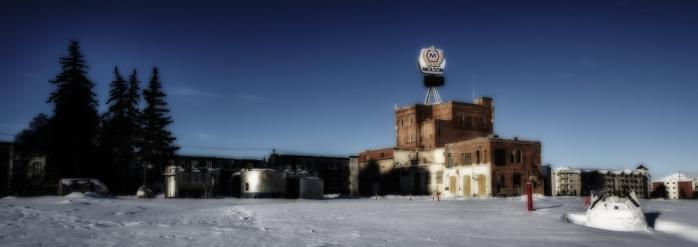 Molson's  Edmonton Site 3