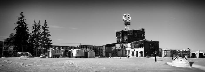 Molson's  Edmonton Site 4