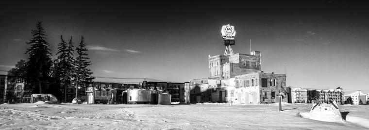 Molson's  Edmonton Site 5