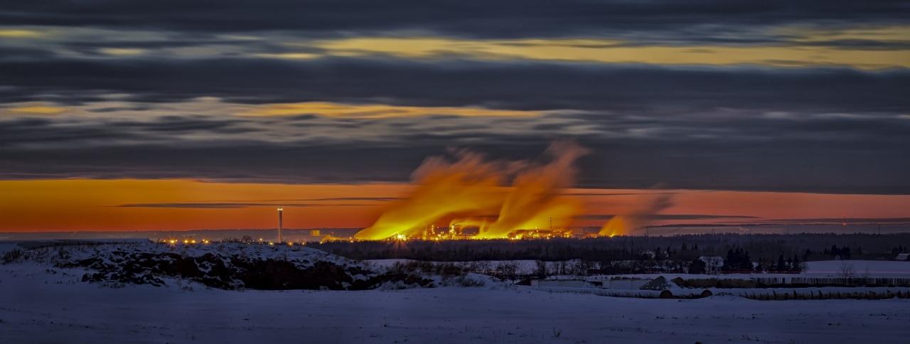 Scotford Refinery - Fort Saskatchewan, Alberta