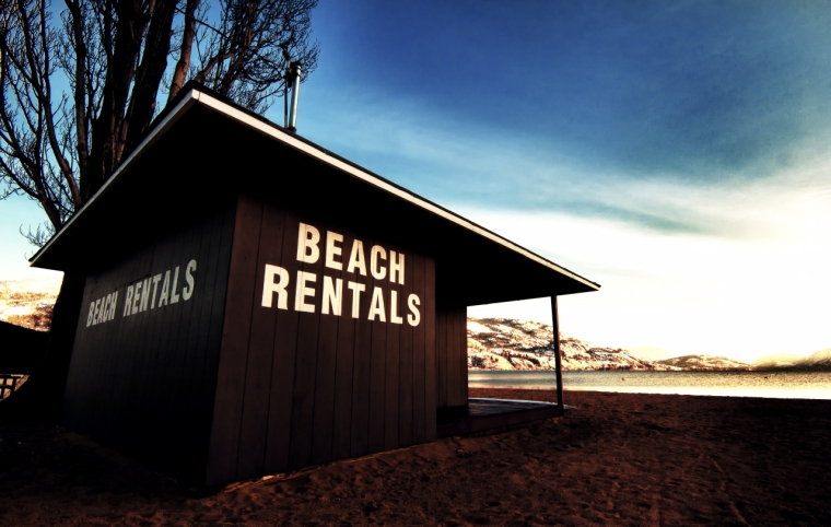 Skaha Lake - Beach Rentals - Penticton BC 1