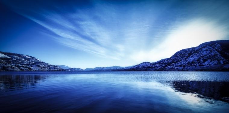 Skaha Lake - Penticton BC - 1