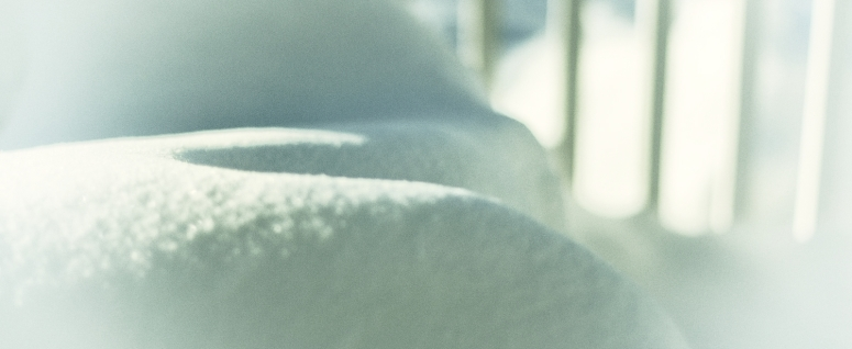 Snow - Back Deck 4