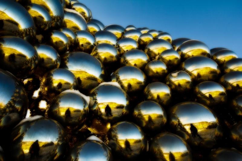 Spherical Pile - Edmonton, Alberta