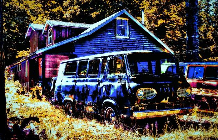 67 Ford Econoline Van