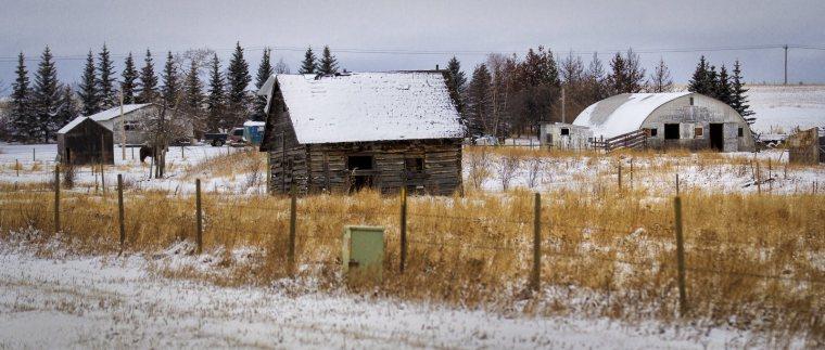 Farm - Nampa, Alberta