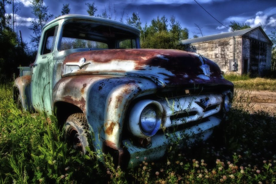 Ford F-100 4