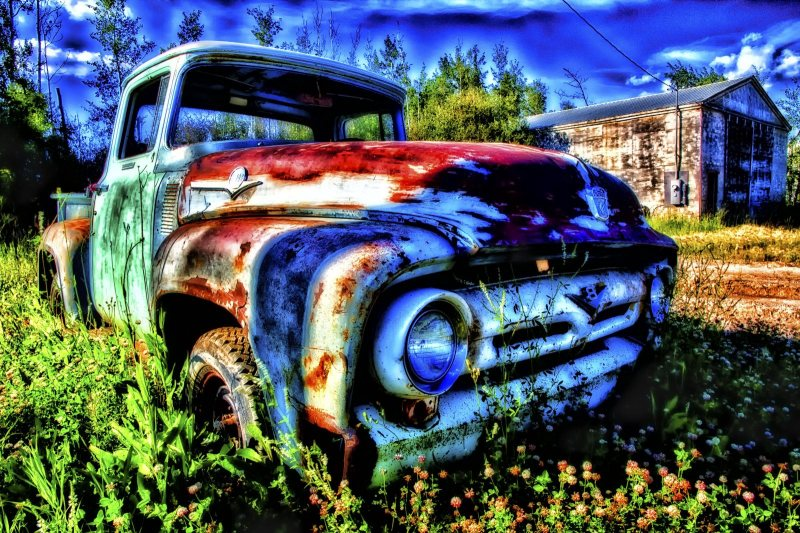 Ford F-100 5