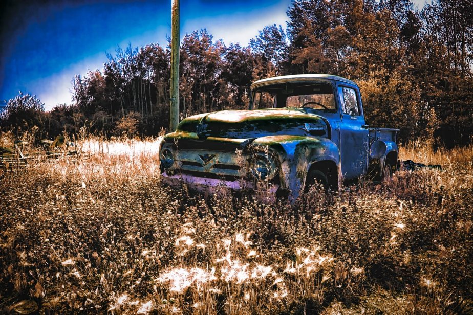 Ford F-100 6