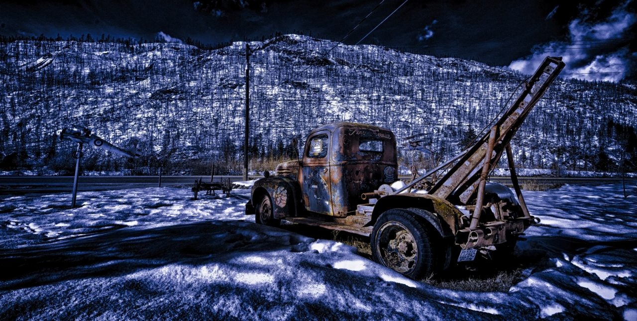 Ford One Ton Tow Truck - McLure BC 6