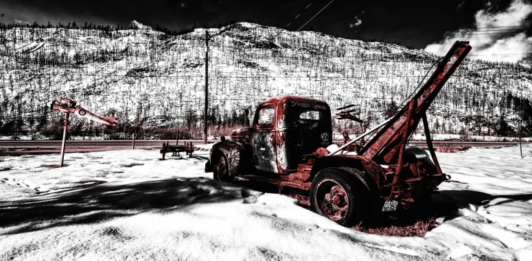 Ford One Ton Tow Truck - McLure BC 7