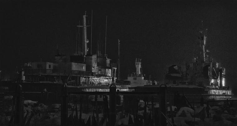 Hay River, NWT - Boats 5