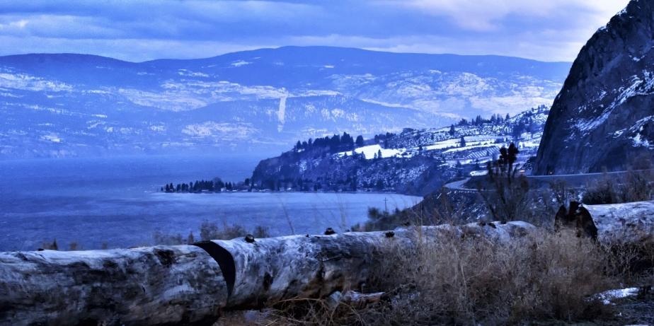 Lake Okanagan - Kelowna BC