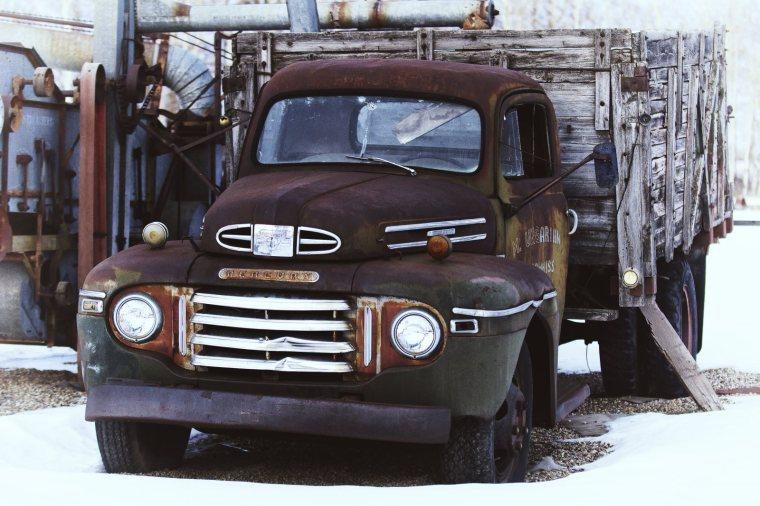 Manning Grain Truck 1
