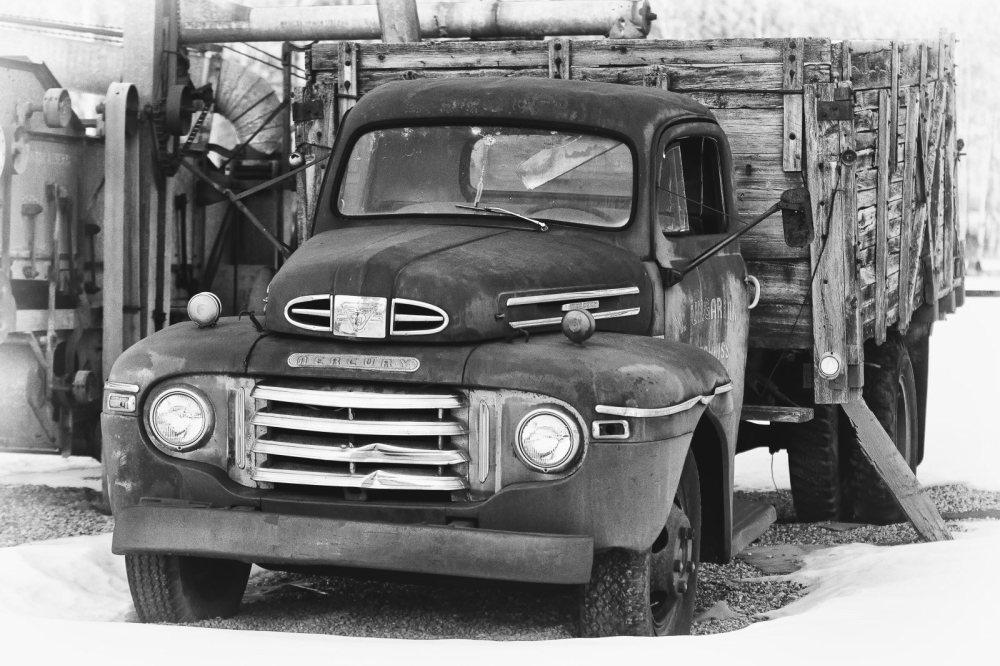 Manning Grain Truck 2
