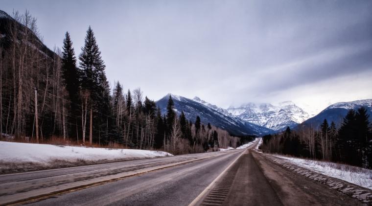 Mount Robson BC 1