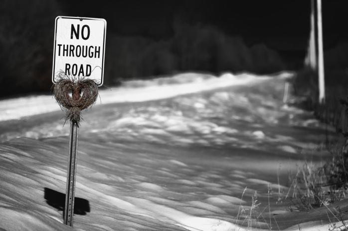 No Through Road 3