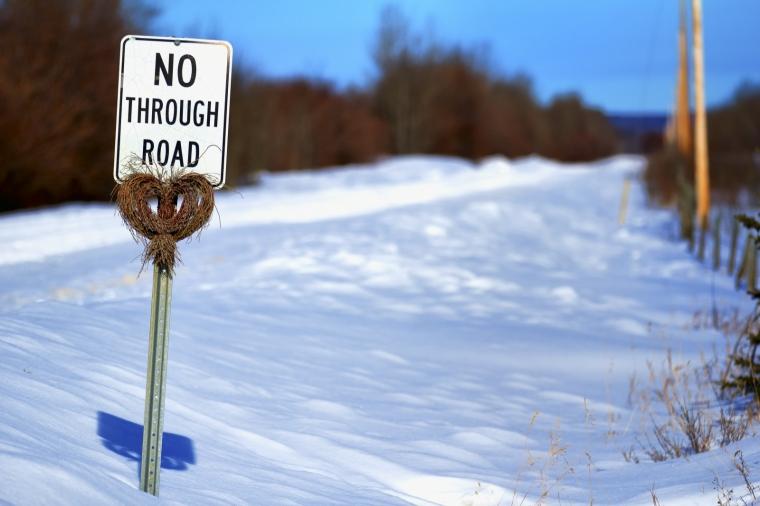 No Through Road 4