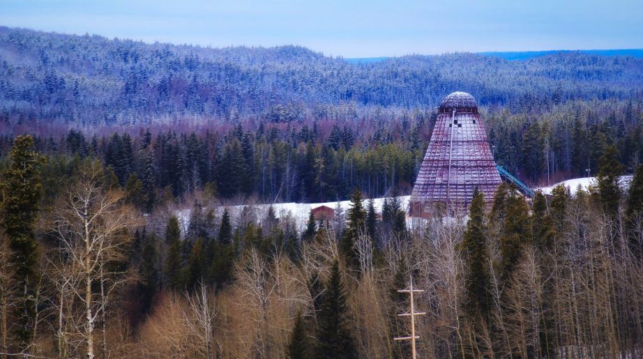 Saw Mill - Whitecourt 1