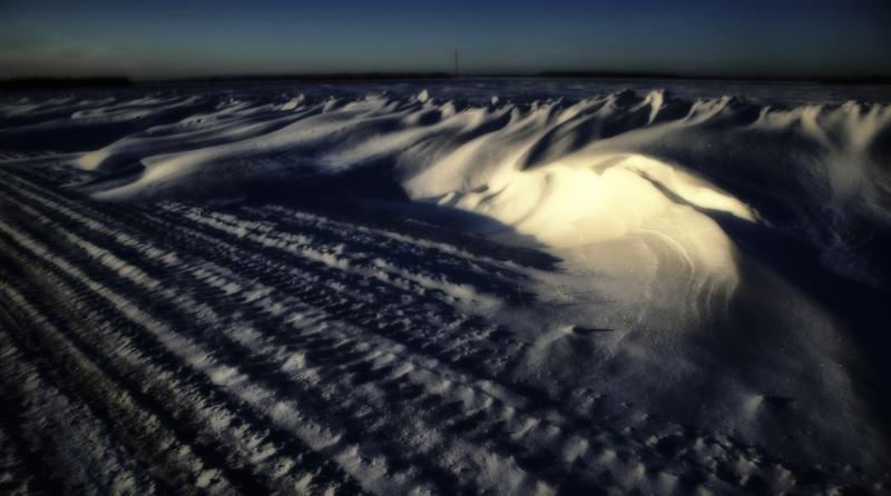 Winter Snow 2