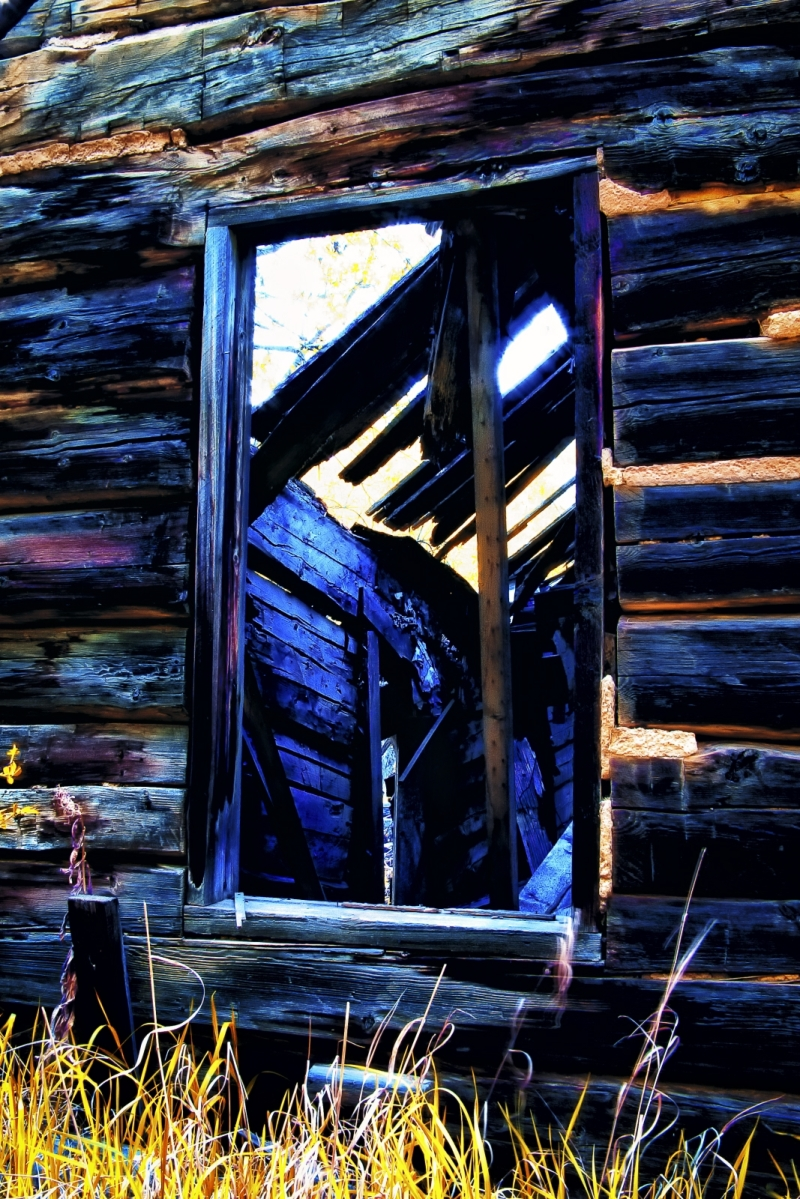 3 Former Farm Buildings - Guy, Alberta 2