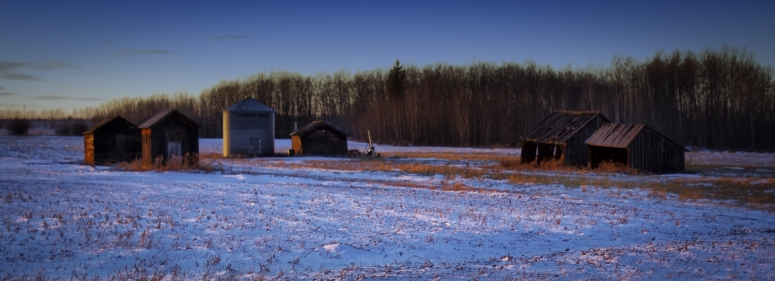 6 Farming Buildings - Nampa, Alberta 2