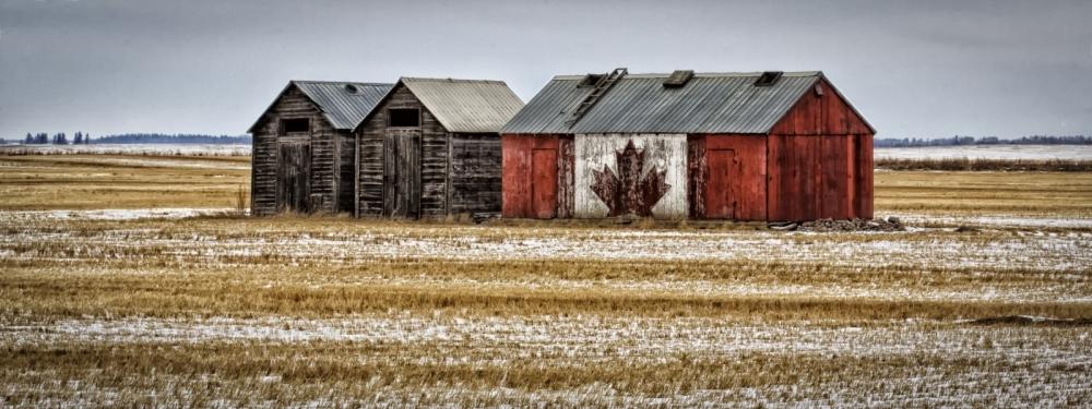 6 Former Farm Buildings - Guy, Alberta 3