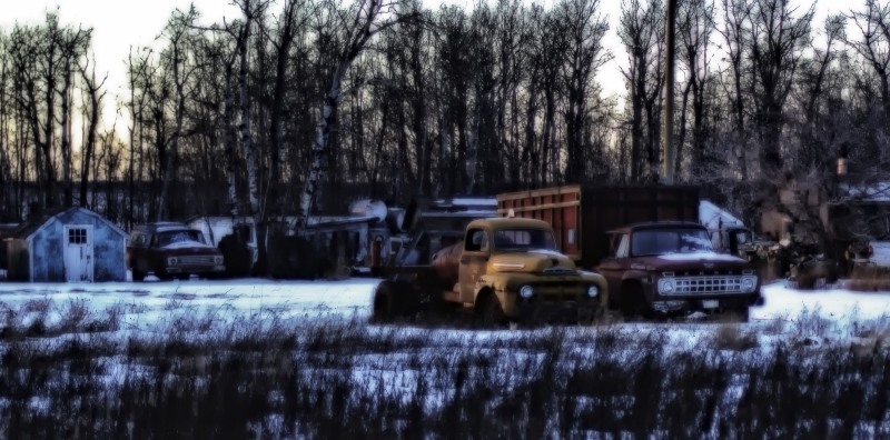 9 Ford & Mercury Trucks 2