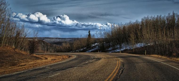Alberta Skies - High Level, Alberta 2