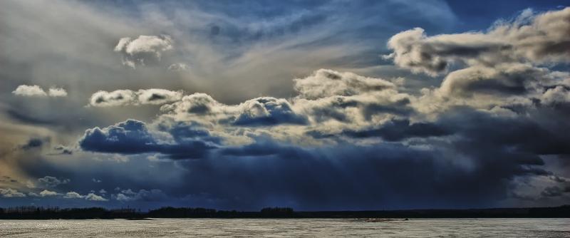 Alberta Skies - High Level, Alberta 4