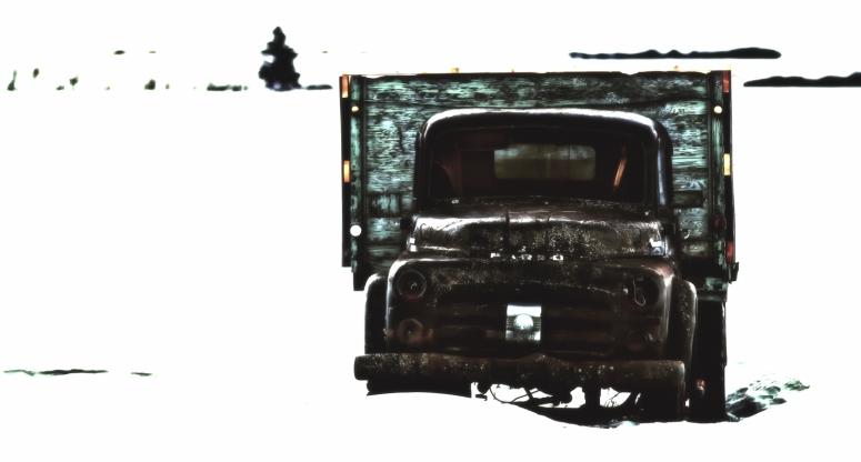 Fargo Grain Truck - Nampa, Alberta 1