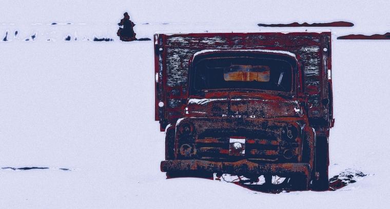 Fargo Grain Truck - Nampa, Alberta 2