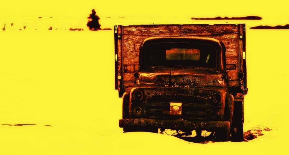 Fargo Grain Truck - Nampa, Alberta 3