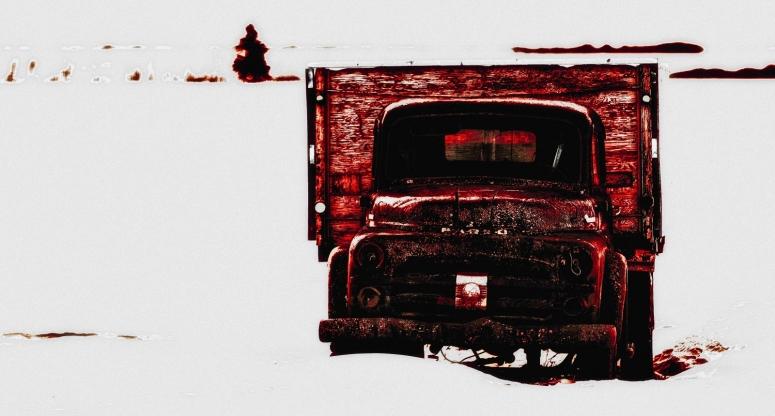 Fargo Grain Truck - Nampa, Alberta 4