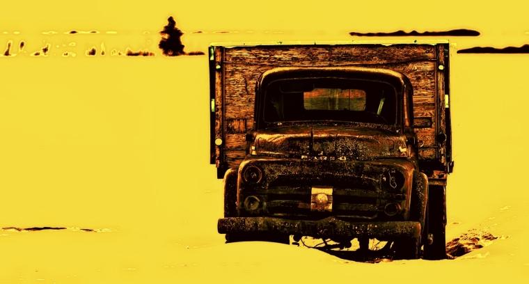 Fargo Grain Truck - Nampa, Alberta 5