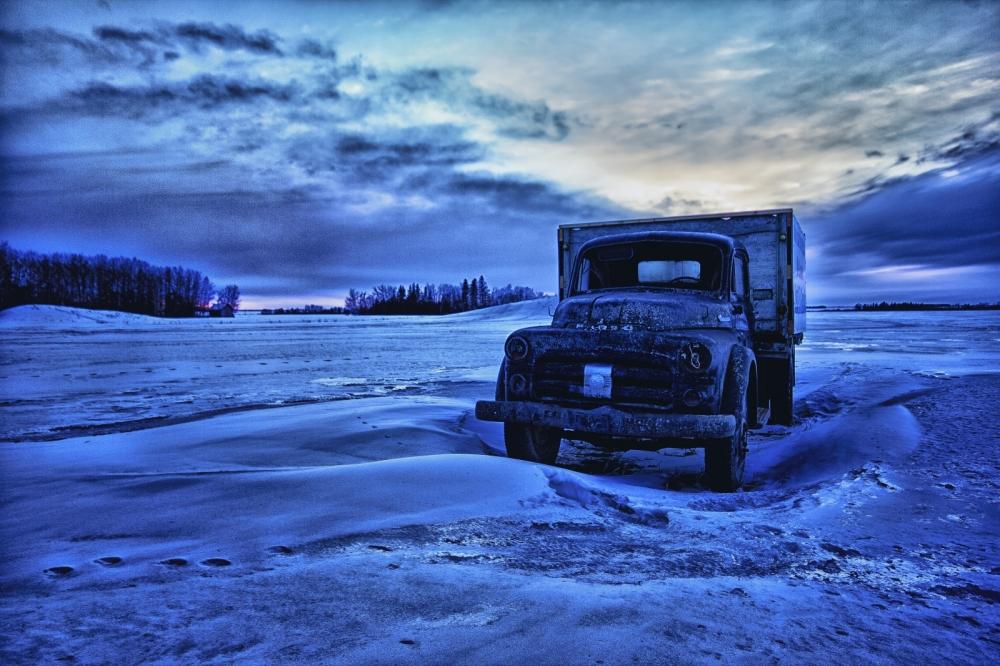 Fargo Grain Truck - Nampa, Alberta 6