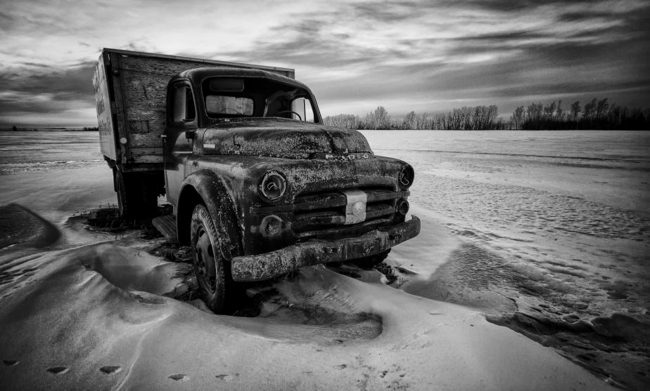 Fargo Grain Truck - Nampa, Alberta 7